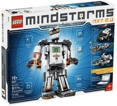LEGO MINDSTORMS NXT 2.0 Set